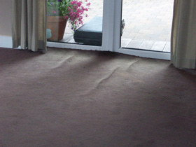 Carpet Ripples