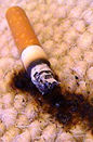 Carpet Burn Cigarette