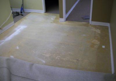 hall-prep commercial carpet repair