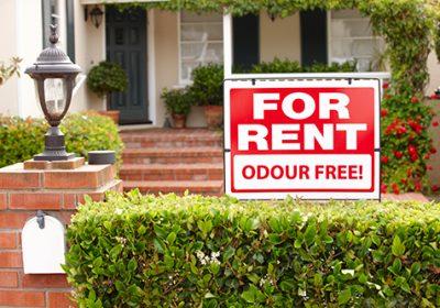 Rental Property Odour Removal