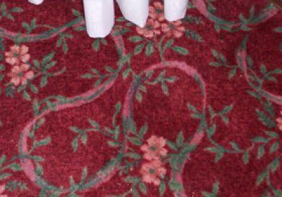 Carpet Burn After Repair