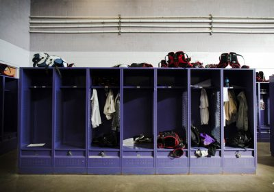 Locker Room Odour Removal